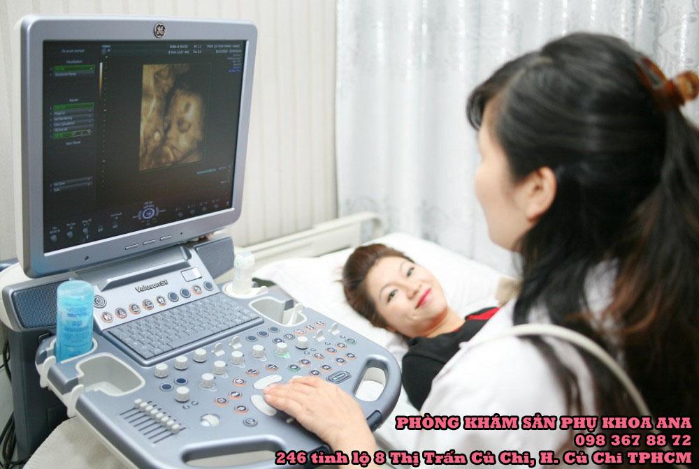 viêm phụ khoa có ảnh hưởng đến thai nhi