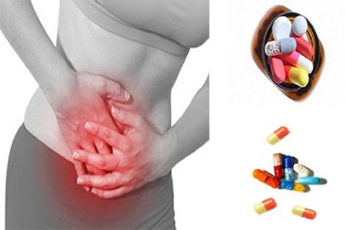 Bác sĩ sẽ cho bạn sử dụng kháng sinh đường uống 5 ngày hoặc hơn.